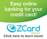 Easy online banking for your credit card! ezcardinfo.com